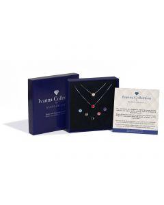 Zestaw biżuterii Glamour 7w1 Ivanna Collection