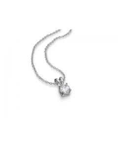 Zestaw naszyjnik z zawieszkami Simple Elegant Ivanna Collection